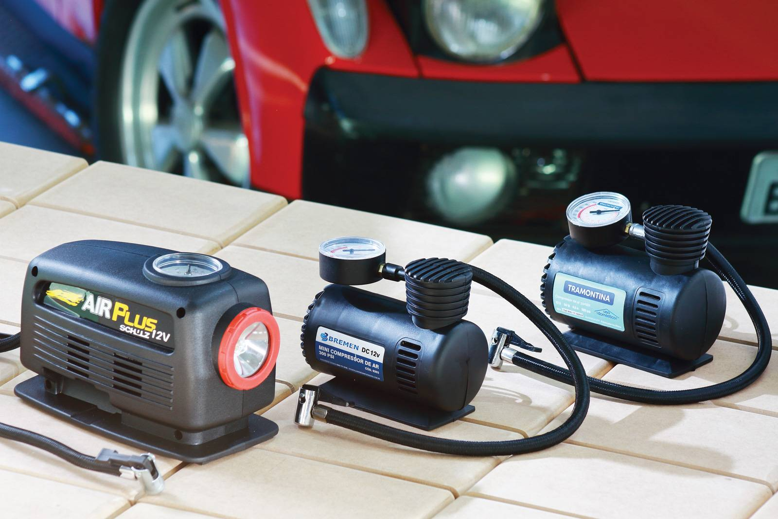Dicas para escolher o melhor compressor de ar