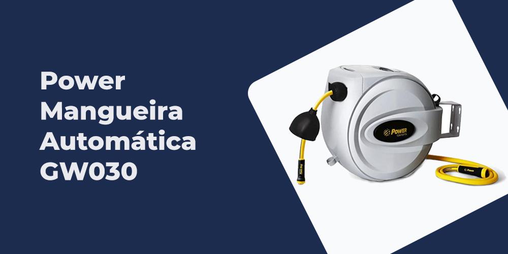 Power Mangueira Automatica GW030