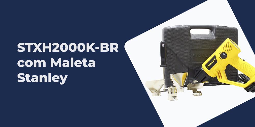 STXH2000K-BR com Maleta Stanley