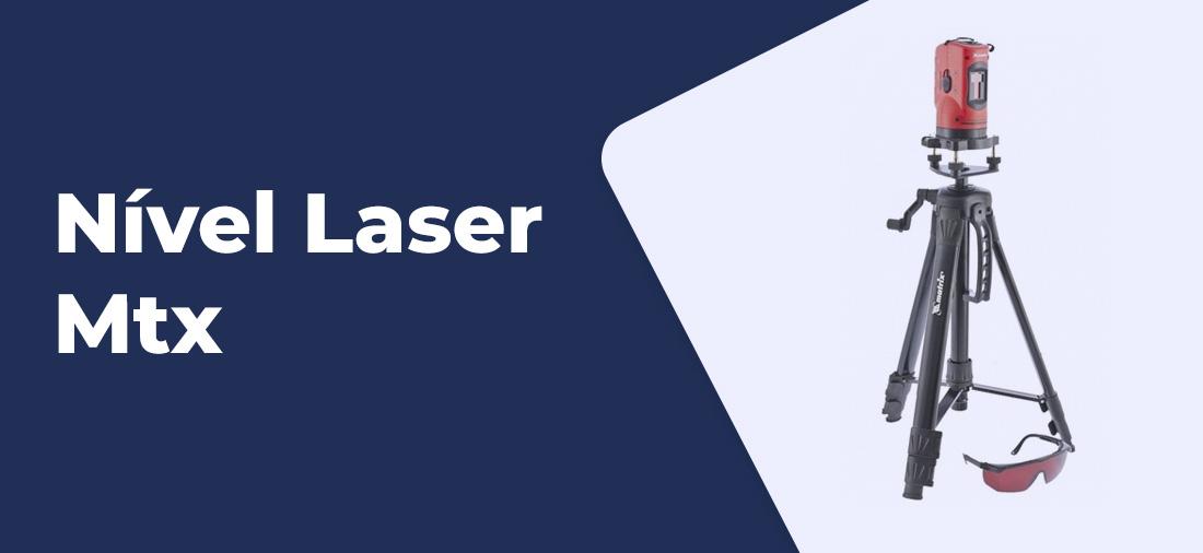 Nivel Laser Mtx 2