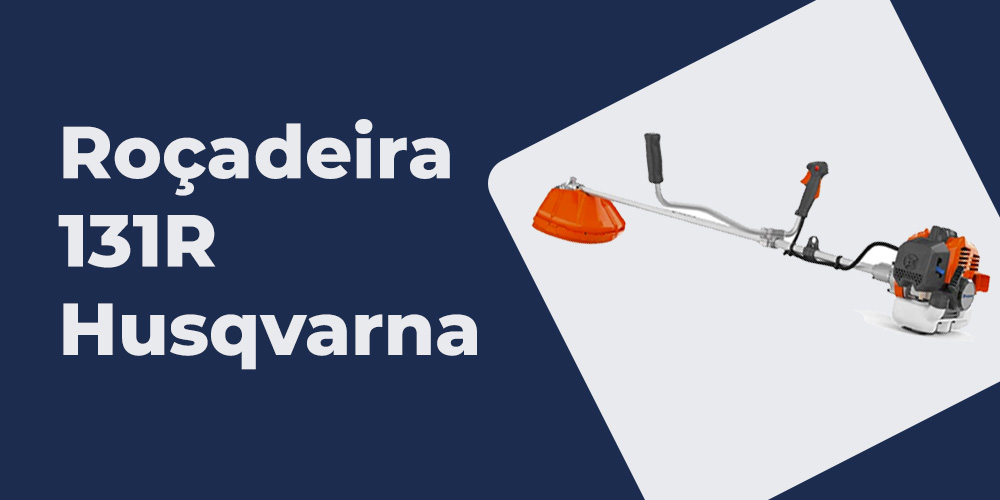 Rocadeira 131R Husqvarna