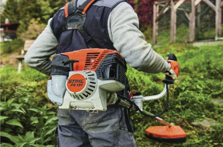 Dicas de segurança para usar a roçadeira elétrica