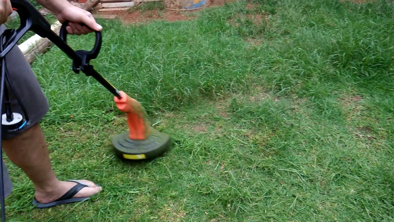 aparador de grama