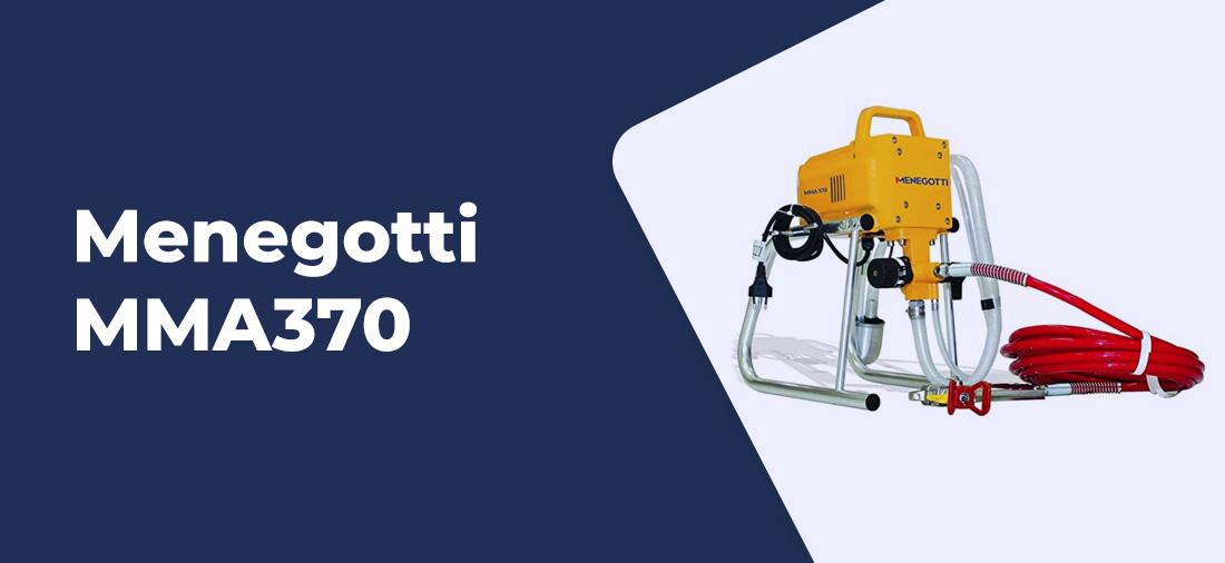 maquina de pintura airless MENEGOTTI-MMA370