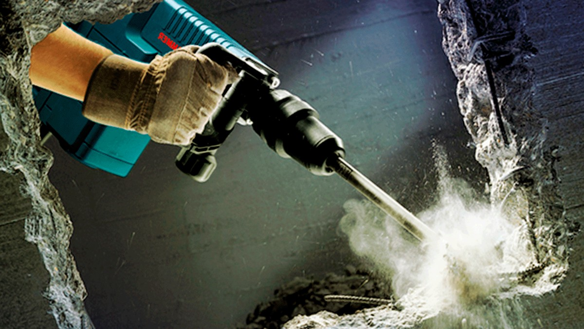 Como funciona e como usar um martelete