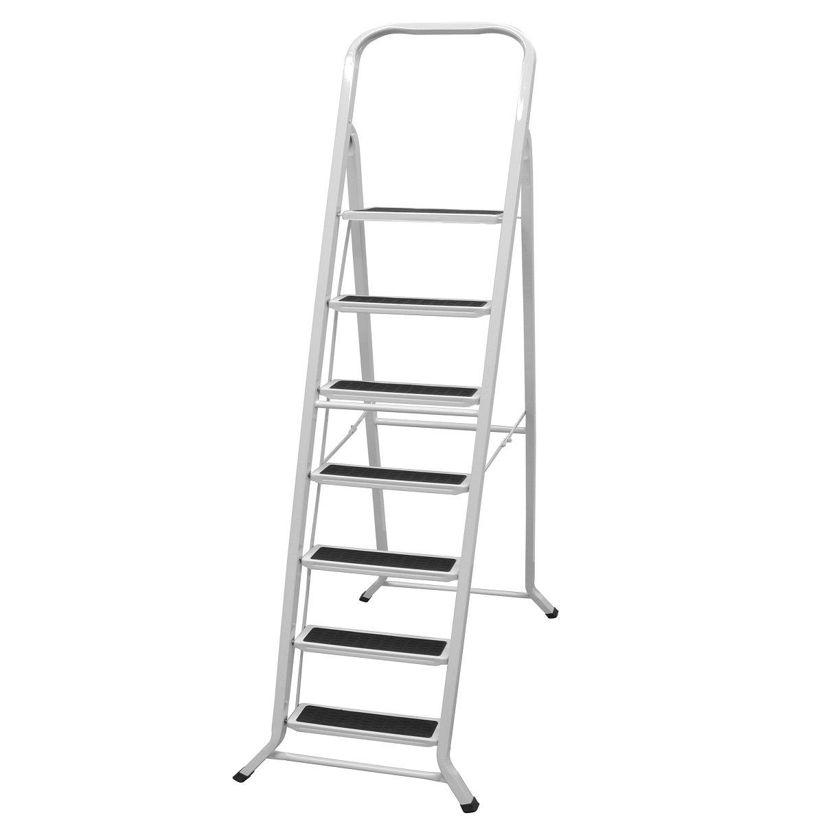 Escada de aço