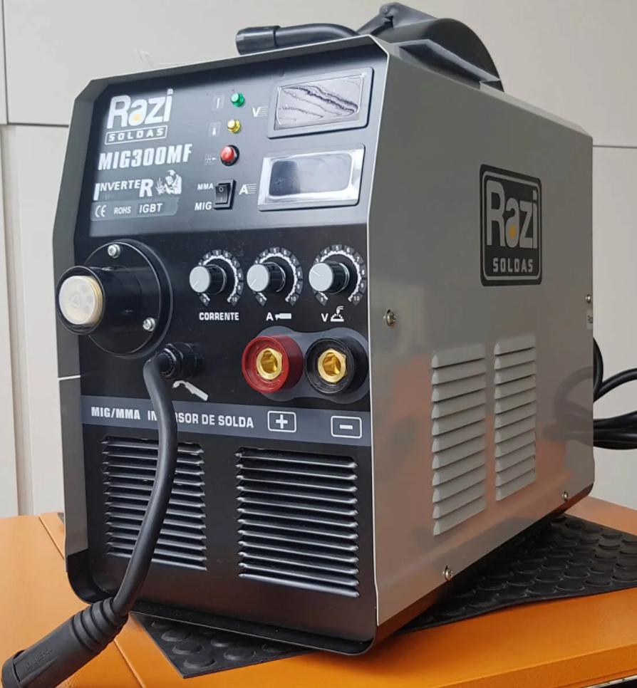 Para que serve uma máquina de solda MIG?