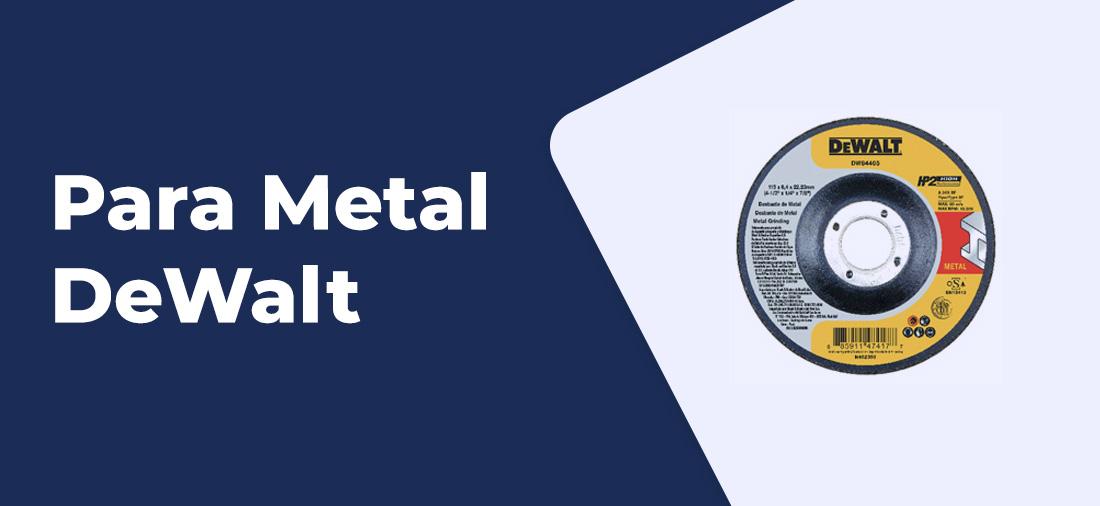 Para Metal DeWalt