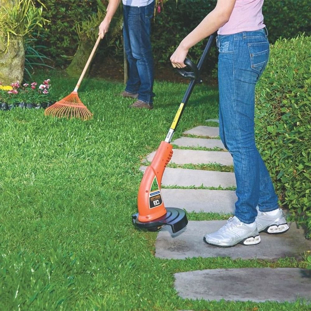 Como escolher um aparador de grama