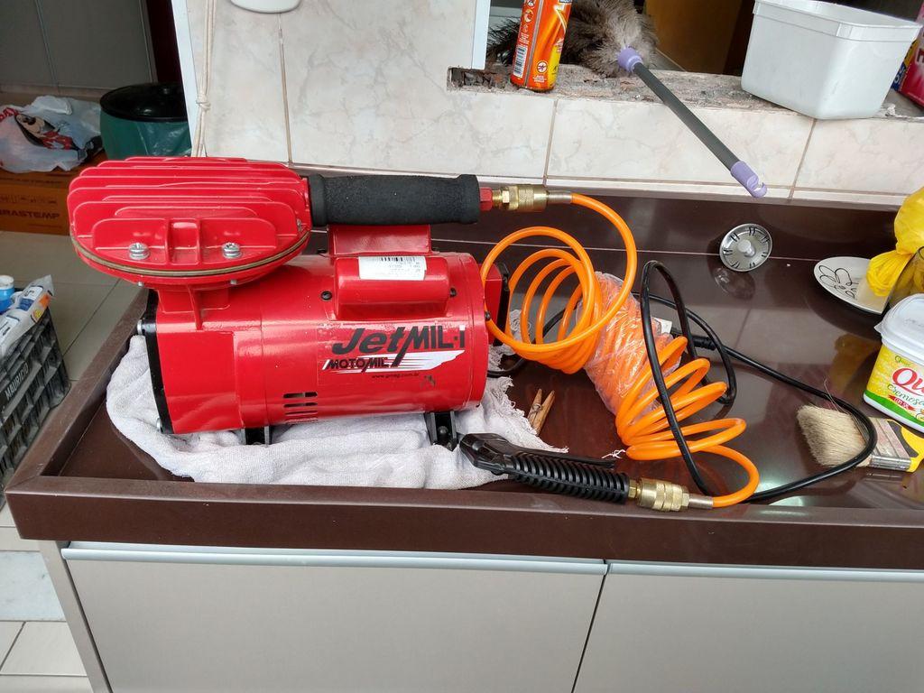 Para que serve um compressor de ar direto?
