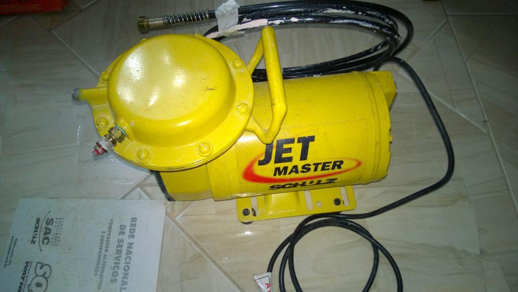Qual o melhor compressor de ar direto?