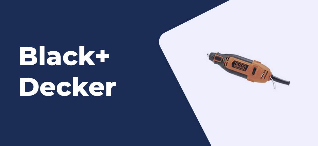 micro retifica Black Decker 2