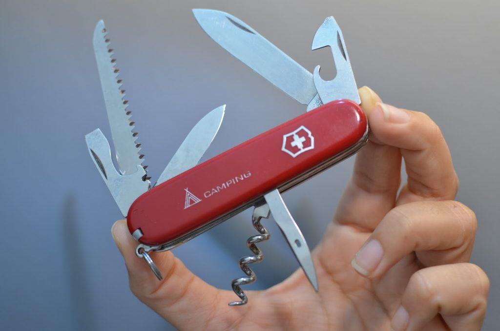 Qual o melhor canivete?