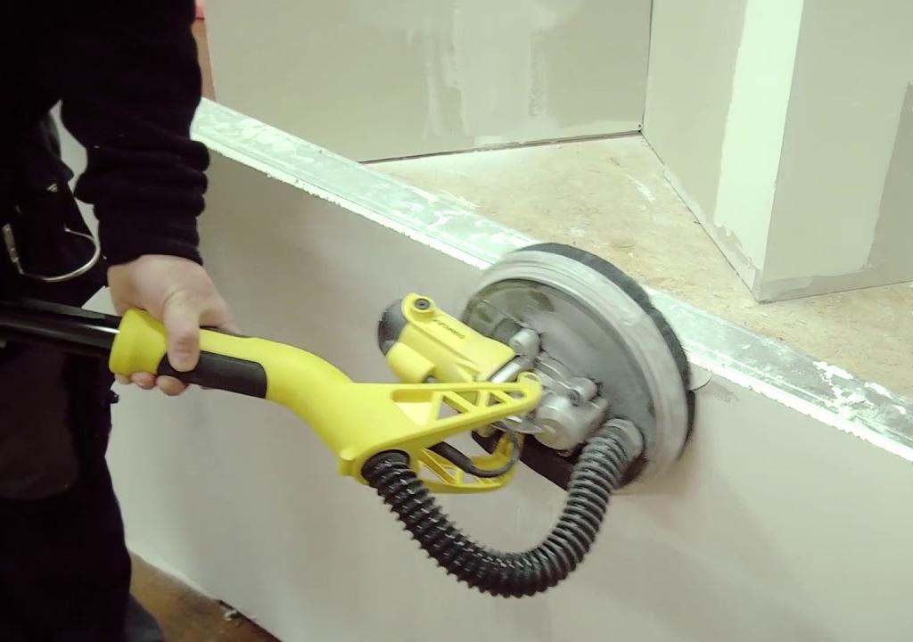 Para que serve uma lixadeira para parede?