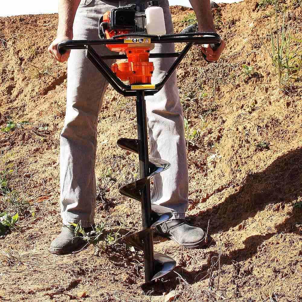 Para que serve um perfurador de solos?