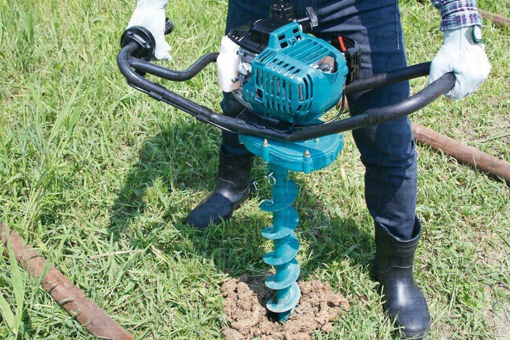 Qual o melhor perfurador de solos?