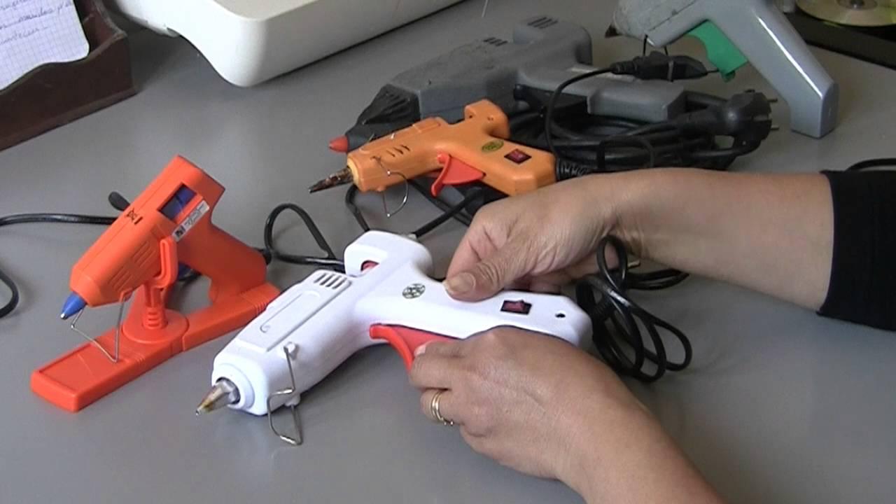 Qual a melhor pistola de cola quente?