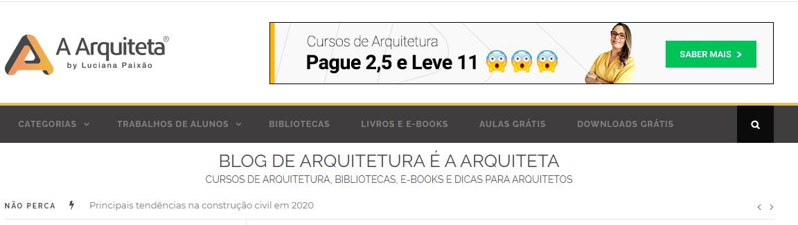 A Arquiteta