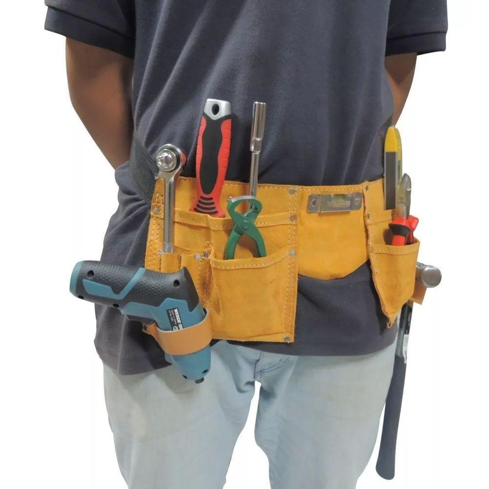 Para que serve um cinto de ferramentas?
