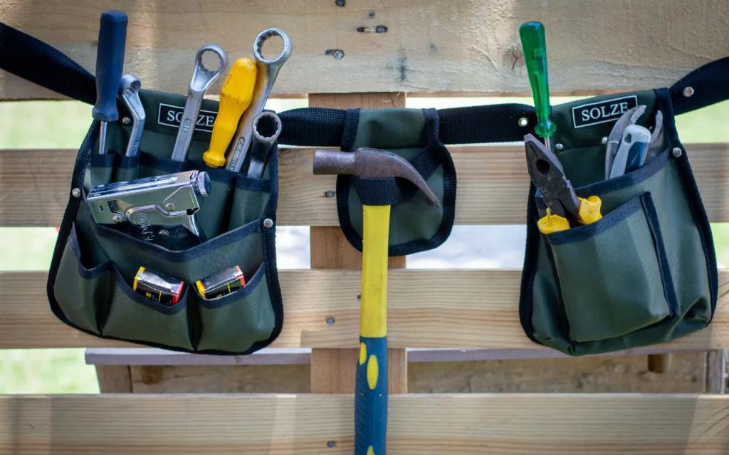 Qual o melhor cinto de ferramentas?