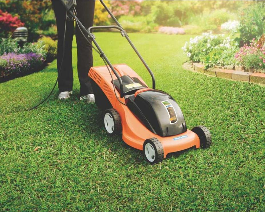 Como escolher a potência de um cortador de grama?