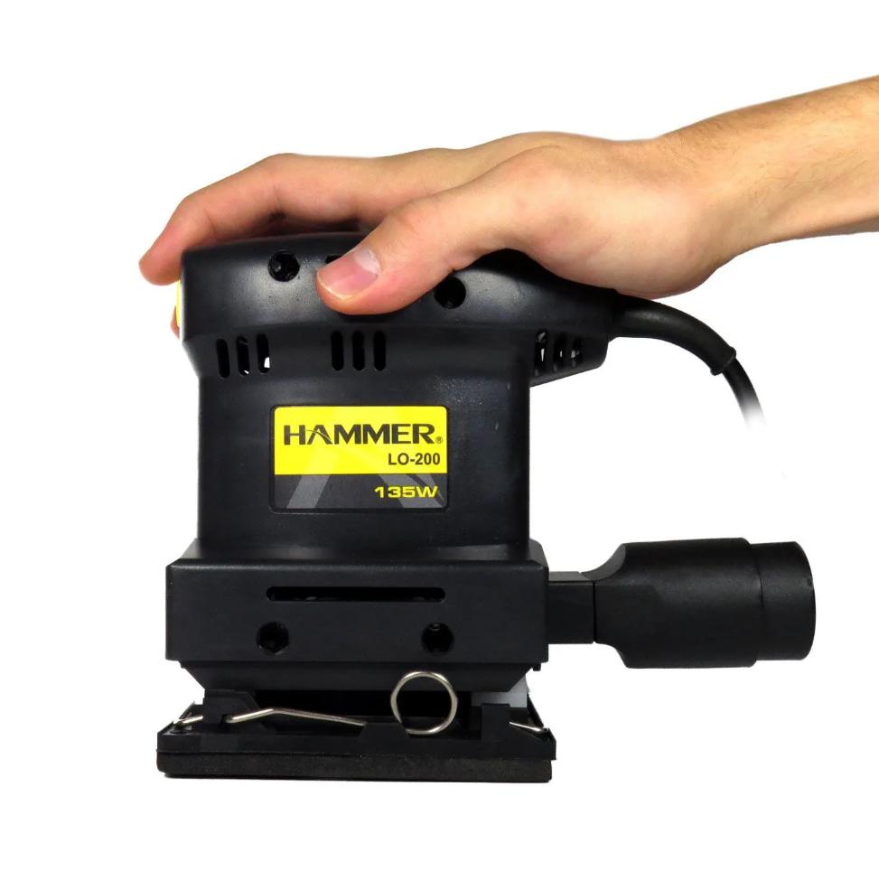 Lixadeira Hammer