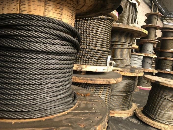 Tipos de cabo de aço