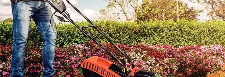Qual o melhor cortador de grama com cesto?