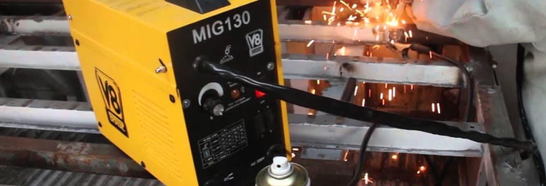 Como escolher uma máquina de solda MIG?
