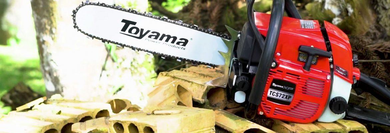 Motosserra Toyama é boa?