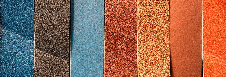 Tipos de lixa para madeira